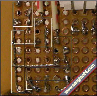 đèn led mạch Arduino