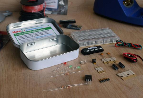 tự làm máy đo nhịp tim điện tử