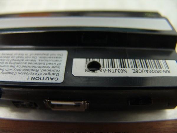 Khoét thêm lỗ tản nhiệt trên vỏ pin
