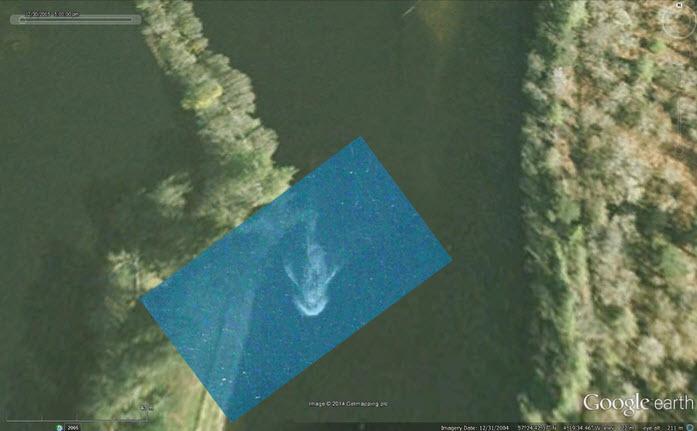 quái vật Apple Maps