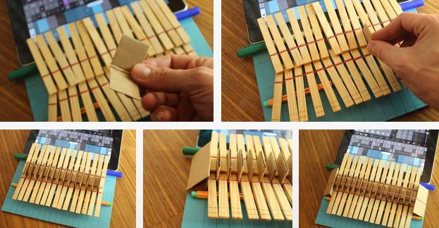 bàn phím piano giá rẻ cho ipad