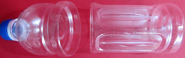 đồ chơi tung hứng bóng bi từ chai nhựa