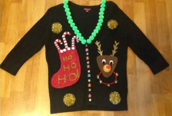 áo len và áo phông mùa noel