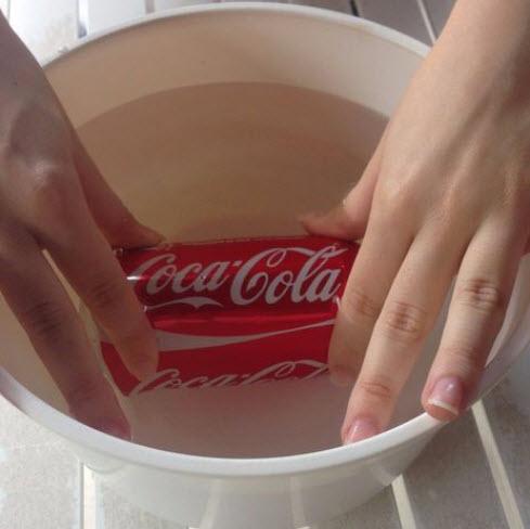 động cơ hơi nước lon coca
