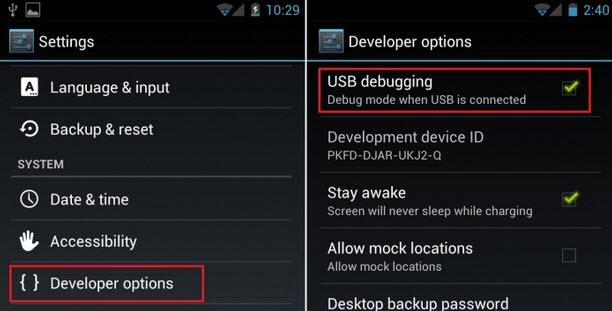 Cách cài đặt Android 6.0 cho Nexus 5, 6, 7, 9