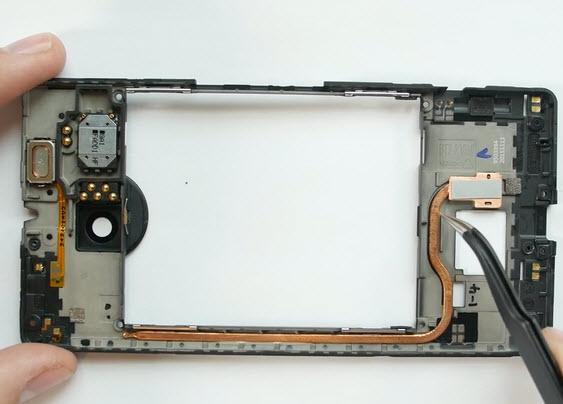 ống dẫn chất lỏng trên Lumia