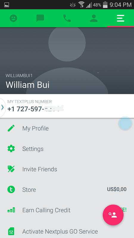 ứng dụng gọi điện xác thực tài khoản