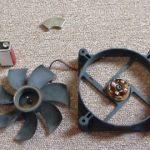 Tự làm quạt tản nhiệt không dùng pin và điện