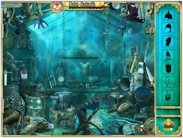 Game Neptune's Secret Bí mật của sao Hải Vương