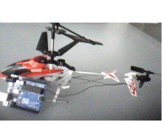 Mạch Arduino điều khiển máy bay trực thăng