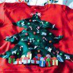 ý tưởng thiết kế áo len cho mùa Giáng sinh