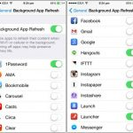 cải thiện thời lượng pin trên iOS 8