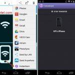 cách đồng bộ hình ảnh từ Android đến iPad, iPhone
