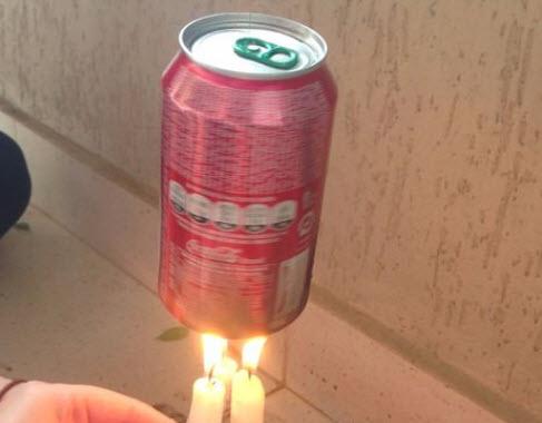 chế động cơ hơi nước từ lon coca