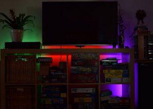 làm mạch điều khiển RC cho dải led RGB