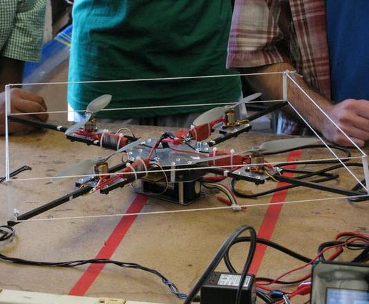 máy bay vào hoạt động thử nghiệm