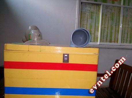 chế máy điều hòa giá rẻ chống nóng cho mùa hè