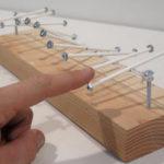 làm mô hình cơn sóng mini dành cho dạy học