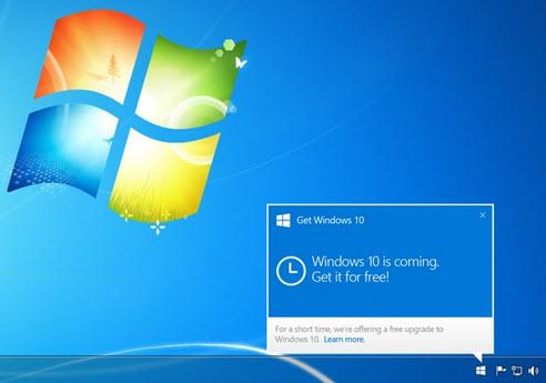 thời điểm hợp lý để nâng cấp lên Windows 10
