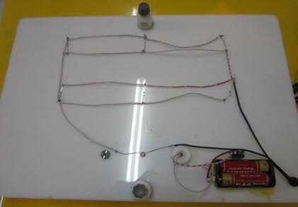 làm thiết bị quang điện trở
