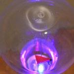 Tự làm mô hình vật thể bay trong quả cầu