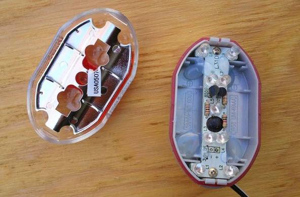 pin laptop làm nguồn điện cho đồ gia dụng