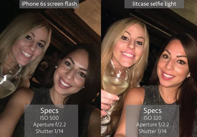 Giải pháp mới giúp tăng sáng khi chụp ảnh bằng iPhone
