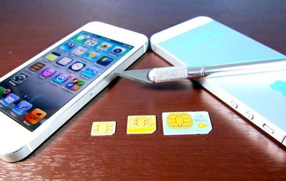 SIM điện thoại: Hiện tại và tương lai
