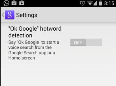 Cải thiện thời gian dùng pin cho thiết bị Android 4.4 KitKat