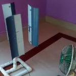 Tự chế tuabin gió mini theo trục đứng