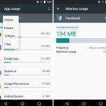 ứng dụng chiếm bộ nhớ trên điện thoại Android 6.0
