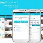 ứng dụng android, chia sẻ tập tin