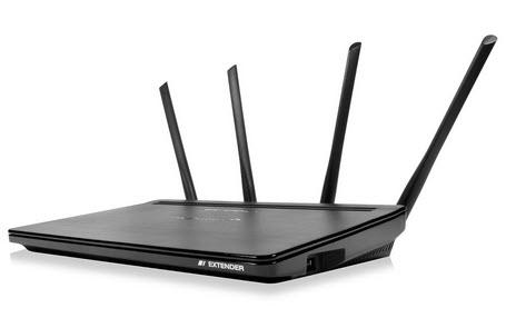 Tăng phạm vi phủ sóng wifi lên gần 5km