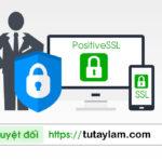 Đăng kí và cài đặt chứng chỉ bảo mật Comodo SSL giả rẻ cho website