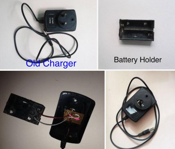 adapter của giác kế