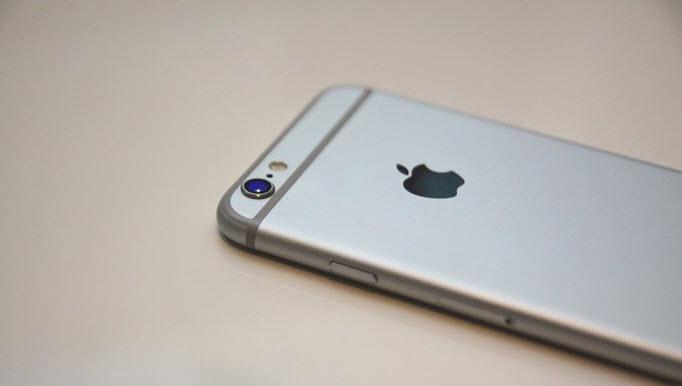 nâng cấp iOS cho iPhone