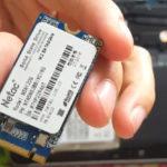 Netac SSD M2 2242 vào laptop HP 840 G1