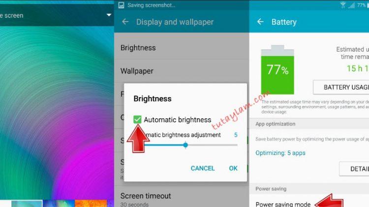 5 cách tăng thời lượng pin trên Samsung Galaxy A50 dễ dàng