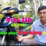 Suzuki Viva 110 - Cách khắc phục HAO XĂNG hiệu quả - suzuki viva 110 hao xăng