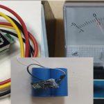 Sản phẩm sáng tạo - Vôn kế Mini tiện dụng cho thợ sửa điện