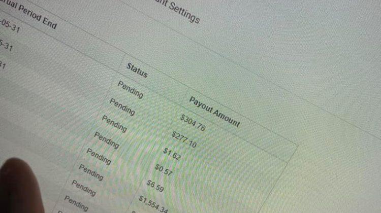 Thời gian nhận thanh toán với kiếm tiền từ Facebook Ad Breaks